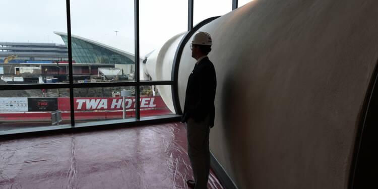 Le TWA Hotel de l'aéroport JFK veut capitaliser sur une marque de légende