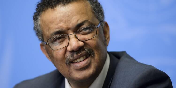 L'Ethiopien Tedros élu nouveau directeur général de l'OMS