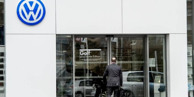 """""""Dieselgate"""": Volkswagen placé sous le statut de témoin assisté en France"""