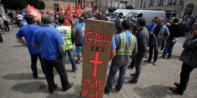 GM&S: sursis jusqu'au 30 juin pour une reprise  de l'équipementier