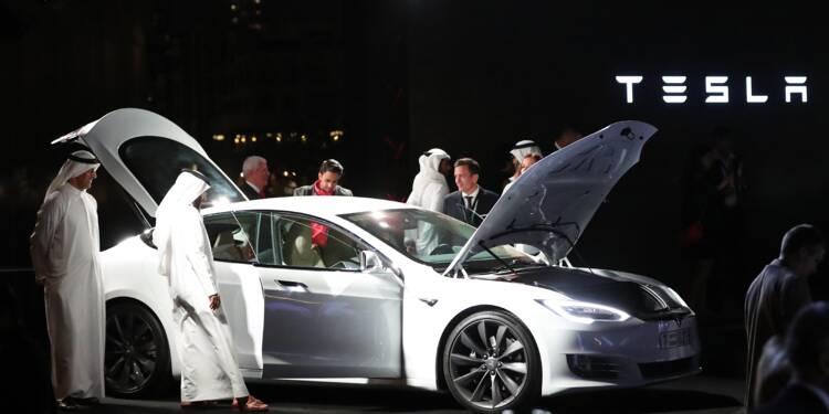 Etats-Unis: la moyenne des accidents du travail plus élevée chez Tesla