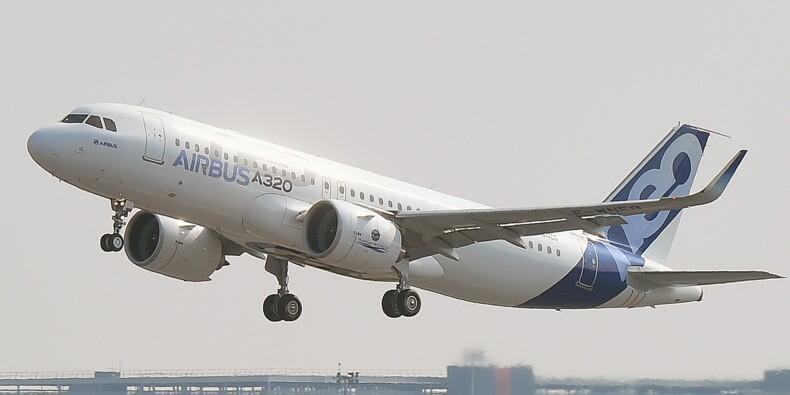 Airbus souffre des retards des moteurs de l'A320neo mais maintient son objectif de livraisons