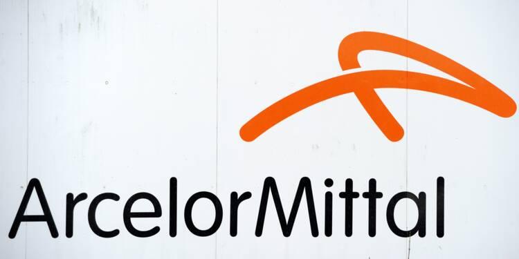 ArcelorMittal renoue avec des niveaux de résultats d'avant-crise