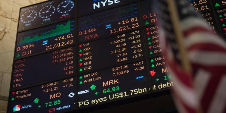 Confiante, Wall Street se cherche un nouveau moteur