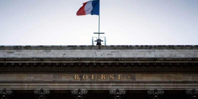 La Bourse de Paris résiste à la poussée de l'euro (-0,13%)