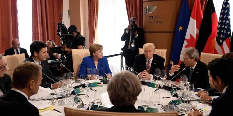 Sommet du G7: consensus sur le terrorisme, statu quo sur le climat