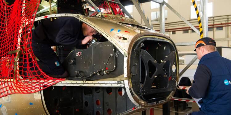 Airbus Helicopters mise sur la Chine pour regagner de l'altitude