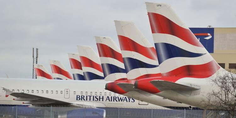 British Airways : nouvelles perturbations sur les vols au départ d'Heathrow