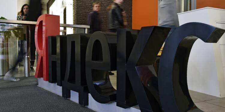 Ukraine : perquisitions dans les locaux du groupe russe Yandex