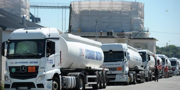 Carburant: vers un retour progressif à la normale des stations franciliennes