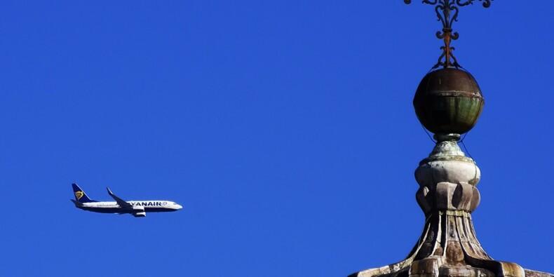 Ryanair voit l'avenir avec prudence, le Brexit à l'horizon