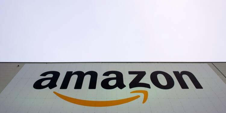 L'action Amazon dépasse 1.000 dollars à Wall Street