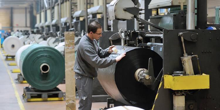 Matières plastiques: l'industrie européenne tire parti de la reprise