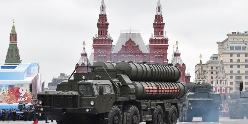 La Russie proche d'un contrat pour la vente de S-400 à la Turquie