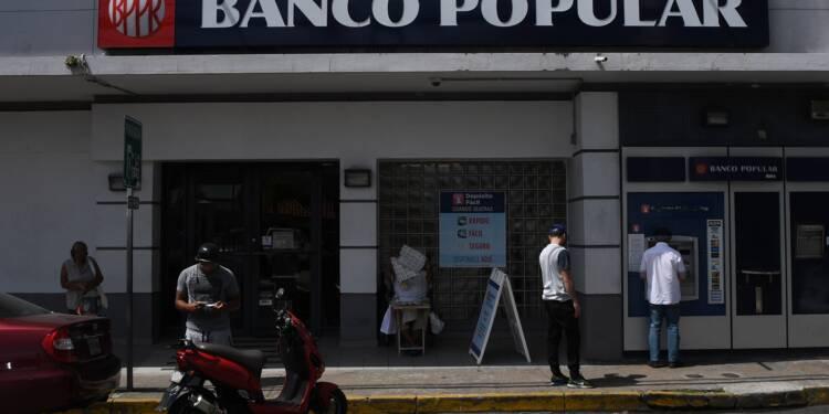 Espagne: Banco Popular chute mais n'entraîne pas le secteur