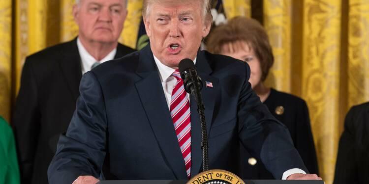 Infrastructures: Trump veut privatiser le contrôle aérien