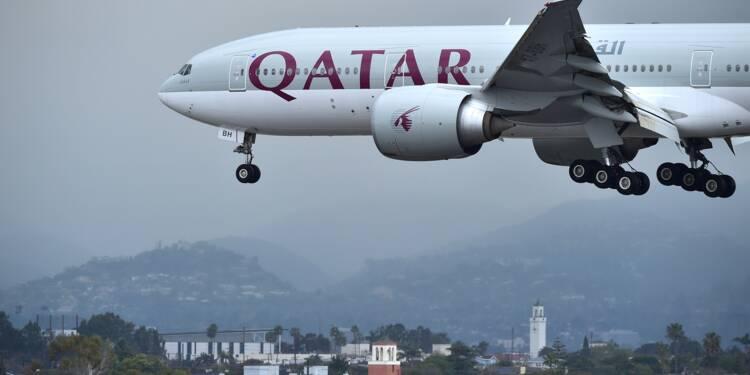Qatar Airways: bénéfice net en hausse de 22% avant la crise dans le Golfe