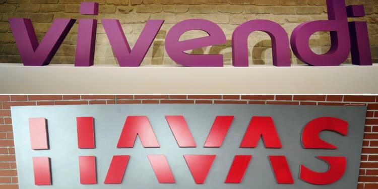 Havas: Vivendi signe un accord d'acquisition avec le groupe Bolloré