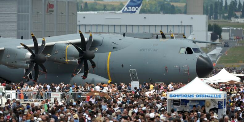 F-35, A350-1000, A400M... le Salon du Bourget prêt à accueillir ses vedettes