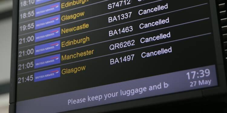 Panne chez British Airways: la piste de l'erreur humaine évoquée (patron)