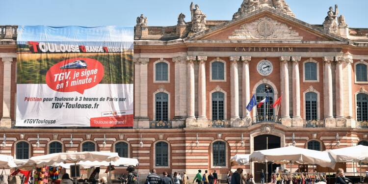 Extension de la LGV: le maire de Toulouse écrit au gouvernement