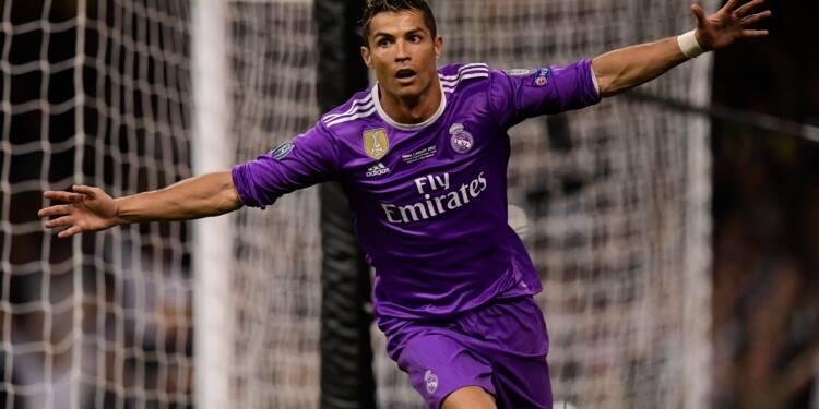 Classement Forbes: Ronaldo sportif le mieux payé de la planète