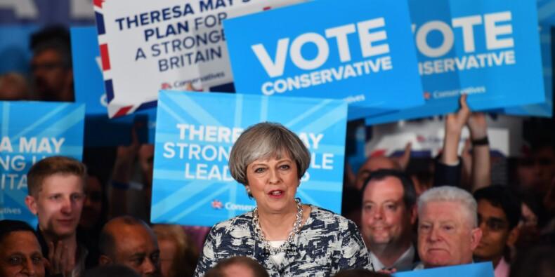 Législatives cruciales au Royaume-Uni en vue du Brexit