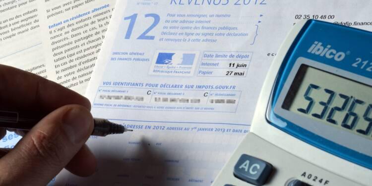 Impôts: le taux des intérêts de retard bientôt divisé par deux