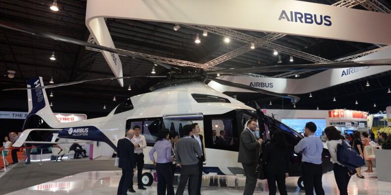 Airbus prévoit un doublement de la flotte d'avions d'ici 20 ans