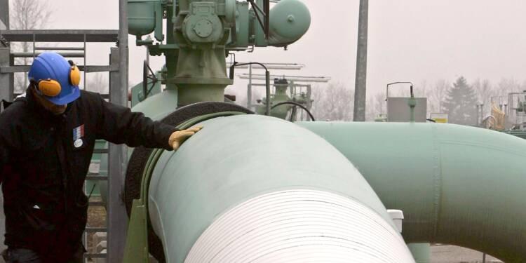 UE: la Commission veut négocier avec la Russie sur le gazoduc Nord Stream 2