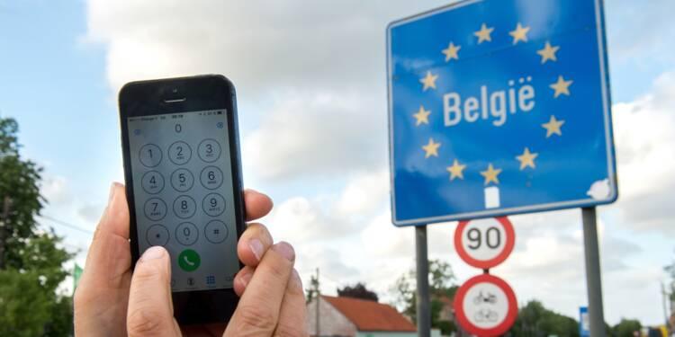 Télécoms: les frais d'itinérance en Europe, c'est fini