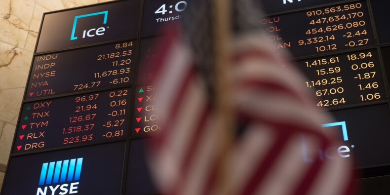 Wall Street signe une légère baisse, correction des  technologiques