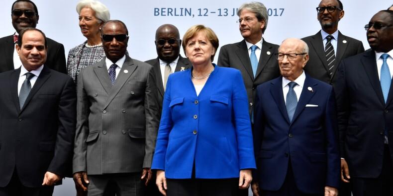 Le G20 lie investissements en Afrique et frein aux migrations