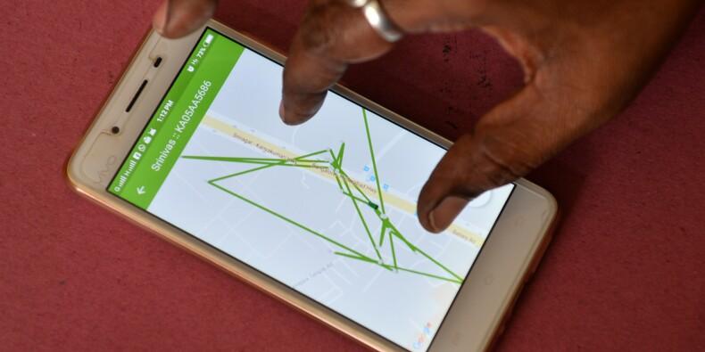 """La """"cartographie libre"""", alternative africaine à Google Maps"""