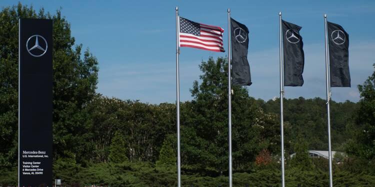 Dans l'Alabama rural, terre d'accueil de Mercedes, Trump dérange