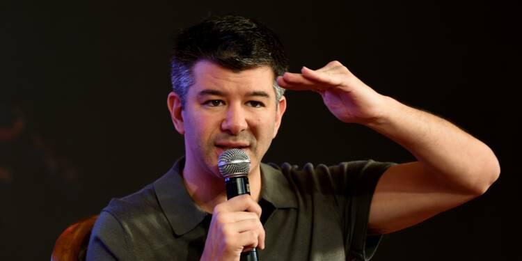 Uber: l'ancien patron accusé d'avoir tenté de soudoyer la direction