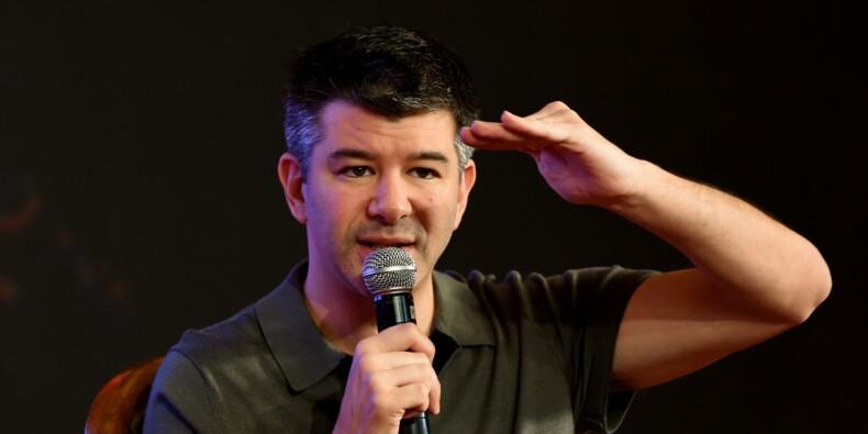 Uber: l'ex-PDG Kalanick, poursuivi par un investisseur, contre-attaque