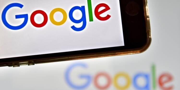 Google: les résultats d'Alphabet plombés par l'amende européenne