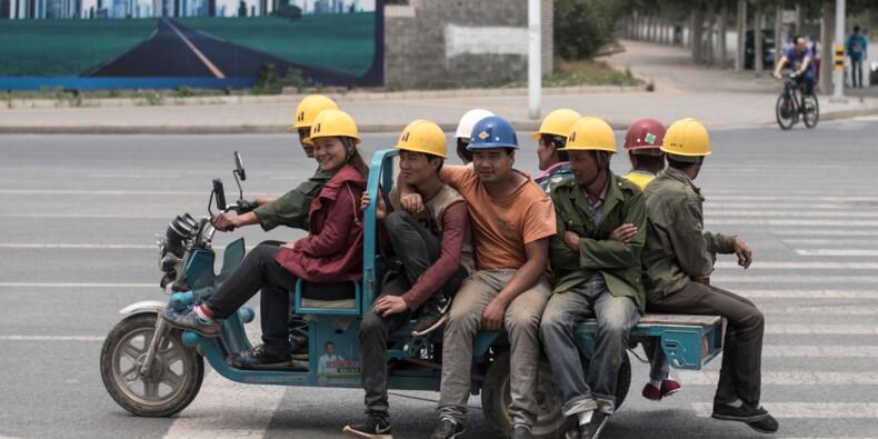 Chine: la croissance de la production industrielle a été stable en mai