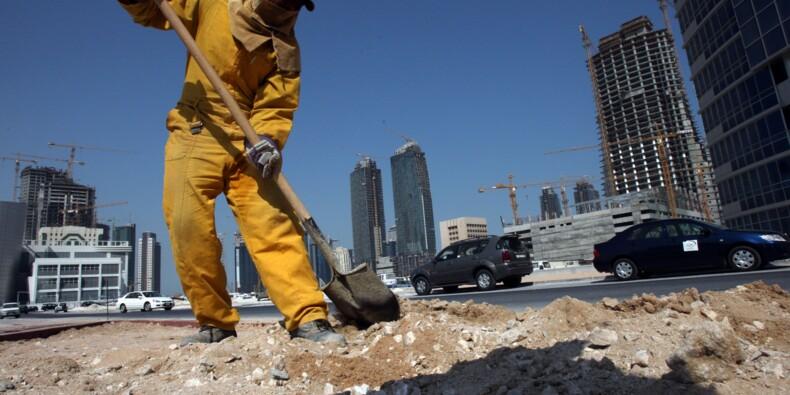 Des ouvriers étrangers au Qatar s'inquiètent de la crise dans le Golfe