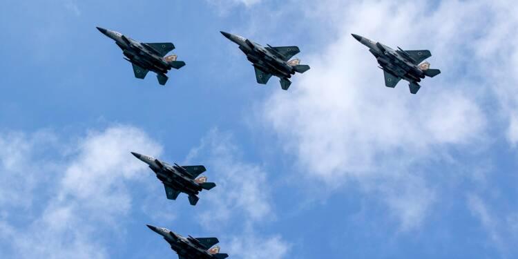 Le Qatar achète pour 12 milliards de dollars d'avions de combat F-15