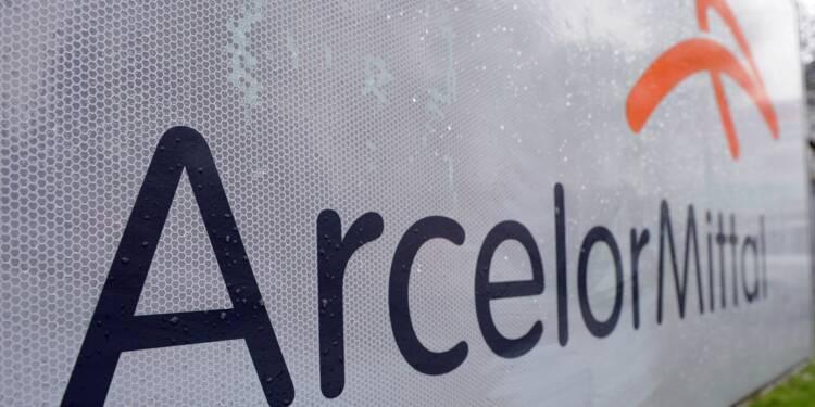 ArcelorMittal optimiste pour la suite de l'année après un semestre solide