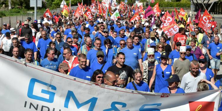 GM&S: une délégation reçue à Bercy jeudi à la veille d'une audience cruciale
