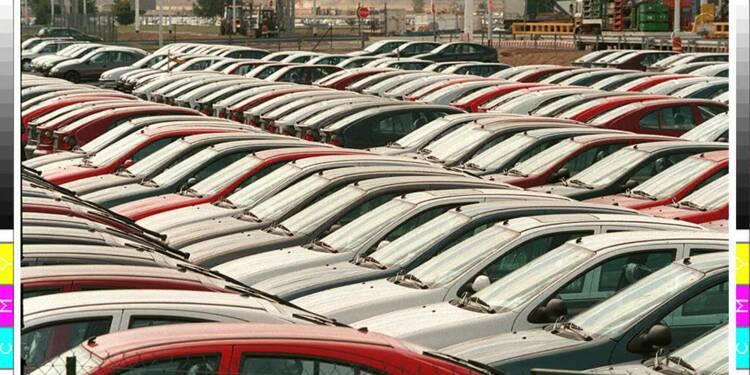 Le marché automobile européen s'offre un joli mois de mai