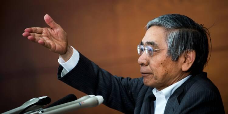 La Banque du Japon reste sourde aux appels à infléchir son discours