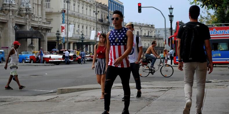 Trump change de cap sur Cuba, marque la rupture avec Obama