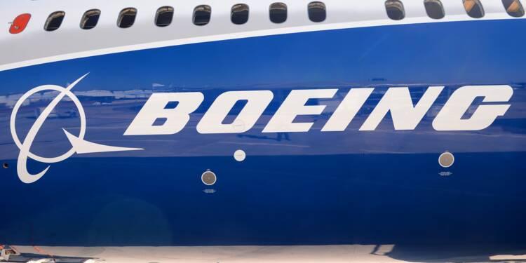 """Boeing reste """"confiant"""" malgré les représailles chinoises"""