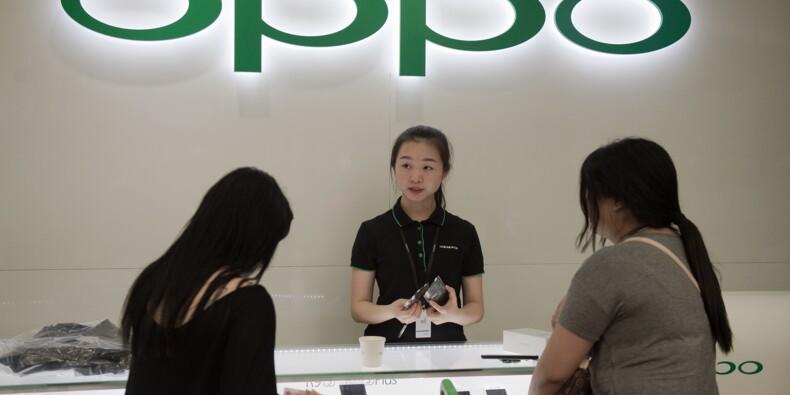 Smartphones : le n°1 en Chine bientôt à l'assaut de la France ?