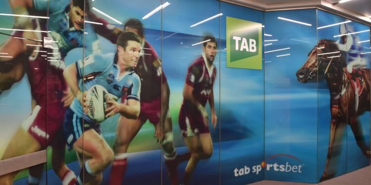 Australie/jeux d'argent: feu vert à la fusion de Tabcorp et Tatts