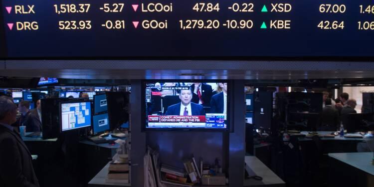 Wall Street termine sans direction après des résultats en demi-teinte